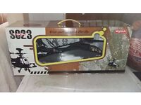 SYMA S023G Apache 3 CH AH-64 RC Remote Controlled Helicopter RTF