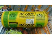 Isover Saint Gobain Rd Party Wall Roll - Insulation Roll - 100mm