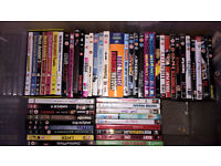 DVD Job Lot over 300 DVDS inc. Will & Grace 24 Friends Family Guy South Park Fawlty Towers etc