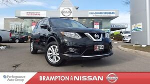 2014 Nissan Rogue SV FWD 7 Pass With Navigation And Panoramic Su