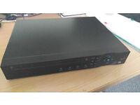 AHD-H 4CH 1080P DVR 2X4TB HDD P2P CCTV VICEO RECORDER
