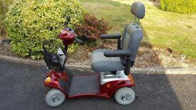 Mobility scooter kymco k foru midi 0-8 mph
