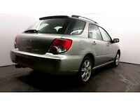 2005   Subaru Impreza 2.0 GX 5dr   Automatic   Petrol   1 Former Keeper   New Cambelt   HPI Clear