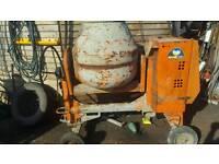 Belle 150xt industrial cement mixer
