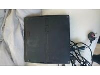 Playstation 3 with 3x games and 1x console