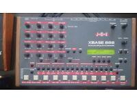 Jomox 888 drum machine
