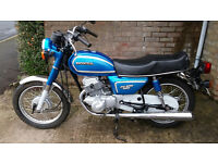 Honda CD200 Benly in great condition