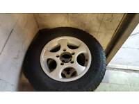 Suzuki vitara alloy wheels for sale 15 inch