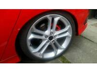 "Ford focus mk3 st 19"" style pack alloys"