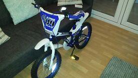 Brand new boys bike