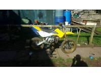 125cc bbr klx replica