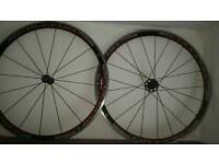 WH Fulcrum CPX1700 road/race bike wheel set