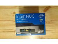 Intel NUC5i5RYK Desktop Computer - Intel Core i5 i5-5250U 1.60 GHz - Mini PC