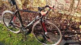 Planet x RT 57 with SRAM Force and Fulcrum 3 wheels