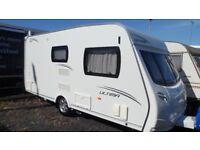 Lunar Ultima 2 Berth Touring Caravan for Sale