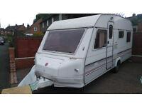 Sprite 500/6 - 6 Berth Caravan