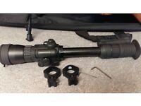 Yukon photon Night vision scope