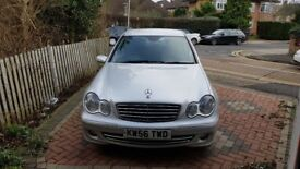 Mercedes C180 Breaking - C Class W203 Silver U755 All parts available - cheap / Collection only