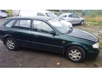 MAZDA 323 Y REG for quick sale , spares, repairs, scrap