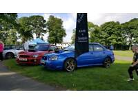 Subaru wrx sti UK ppp