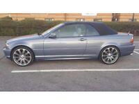 BMW 2003 SERIES 318ci, patrol 1995cc,long MOT,Full service history,HPI clear,quicke sale