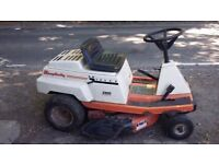Ride on mower briggs and stratton simplicity