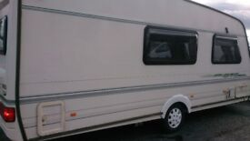 Abbey 460 4 berth 2003 in very good condition must be seen
