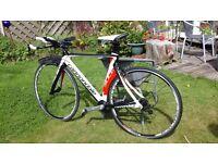 Cannondale Slice 105 Triathlon bike - size 54