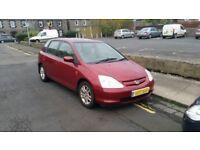 Honda Civic 1.6 Executive SE RARE CAR £150 ono OFFERS CONSIDERED