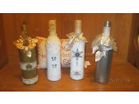 HAND CRAFTED CHRISTMAS TABLE CENTRE DECOR