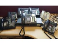 Avaya IP Office 500 V2 and 7 phones