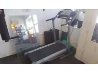 Treadmill, York Inspiration with console £50, good condition