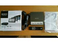 SONY SMP-N200 MEDIA PLAYER (Wifi, MKV, MP4, AVCHD)
