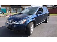 Nissan murano for sale in Ipswich, Great condition, tidy, good body work, automatic and MOT
