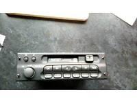 Blaupunkt car radio casette player
