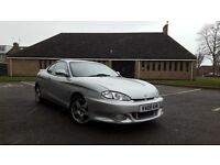 1999 Hyundai Coupe 2.0 F2 Evolution VERY RARE EVO LONG MOT Sporty Family BMW 3 Series Passat Mondeo