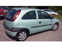 vauxhall corsa 1.2 full service history 52 reg very smooth runner in mint condition