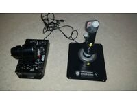 Thrustmaster Warthog HOTAS for PC