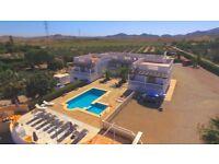 Retirement Sale of Large Villa Located in Costa De Almeria set as Letting Units