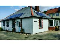 Wells next the Sea self catering holiday let Bungalow