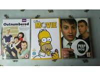 DVDs Comedy