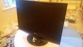 LG TV flatron M2262DPM
