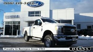 2017 Ford F-250 *NEW* REGULAR CAB XL *600A* 4X4 6.2L V8 GAS