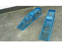 Heavy Duty Car Ramps