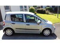 Renault modus 1.5 diesel excellent we car mot to 22 dec 2018 cheap tax 115 for year omly group 6 ins