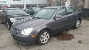 2008 Kia Magentis LX I4 - Automatic A/C Heated Seats Cruise