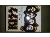 Kissology 3 dvd box set ,mint ,complete