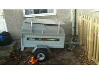 Daxara 127 Trailer for sale in great condition comes with extras