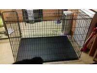 Extra extra large dog cage