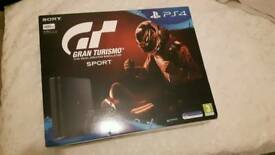 PS4/Playstation 4 500GB with Gran Turismo Sport